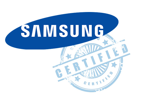 "Samsung Certification of iRidium lite module for ""Samsung Smart Home"""