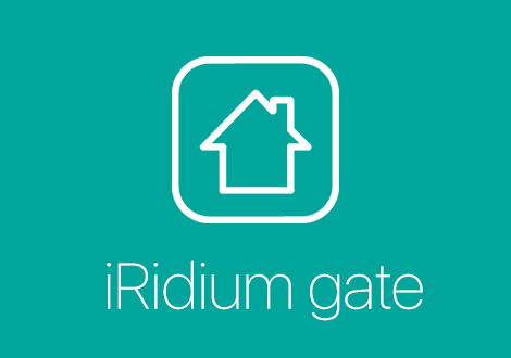 iRidium gate: Evolution of Smart Home Control