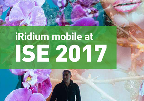 iRidium Goes to ISE 2017