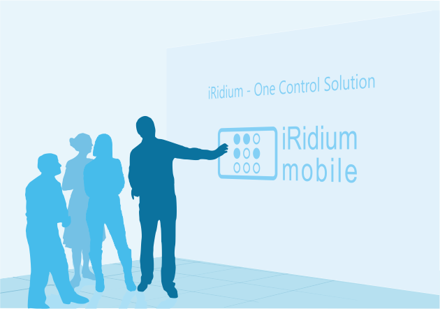 iRidium mobile Partnership Program for Exhibitions