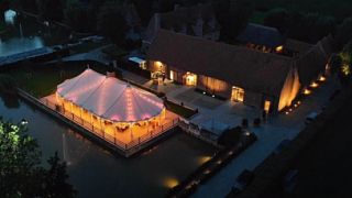 Hoeve de blauwpoorte (Event location)